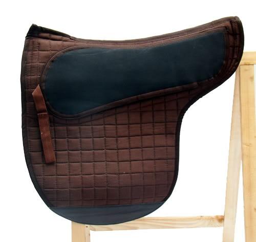 spezielles sattelpad luxus englisch f r baumloser sattel ebay. Black Bedroom Furniture Sets. Home Design Ideas